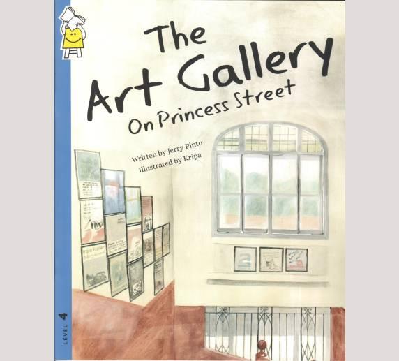 The Art Gallery on Princess Street