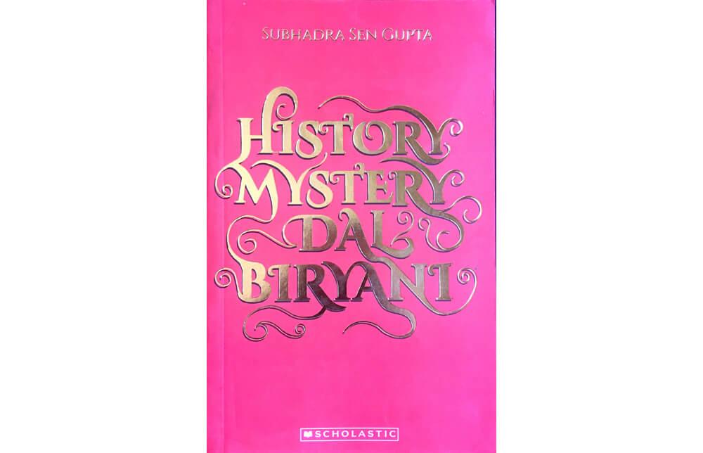 History Mystery Dal Biryani
