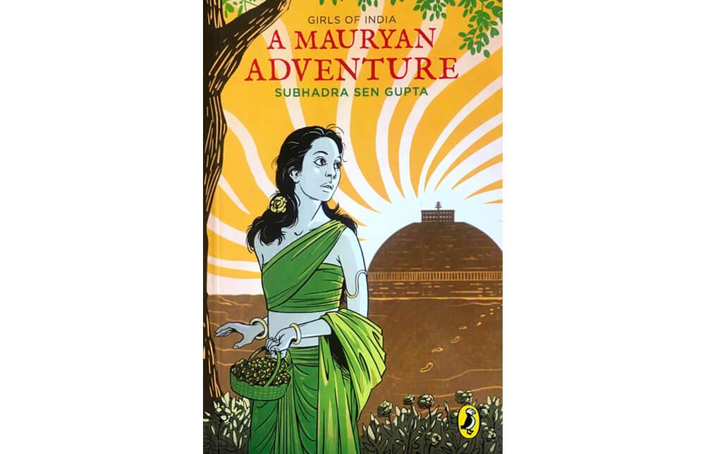 Girls of India - A Mauryan Adventure