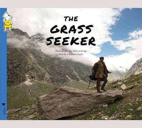 The Grass seeker