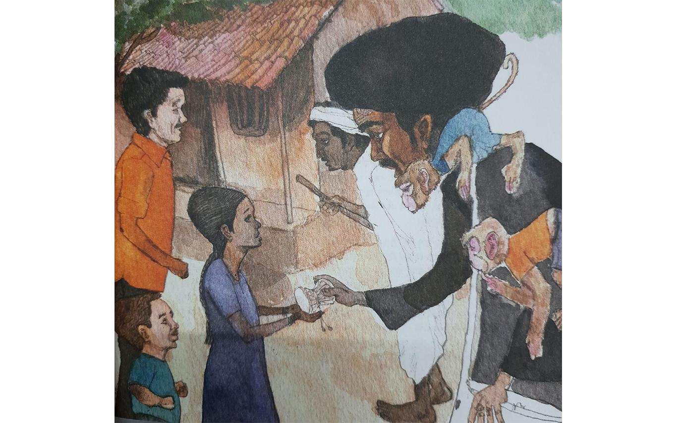 Ek Chor Ki Chaudah Raatein, Ektara-Jugnoo Prakashan