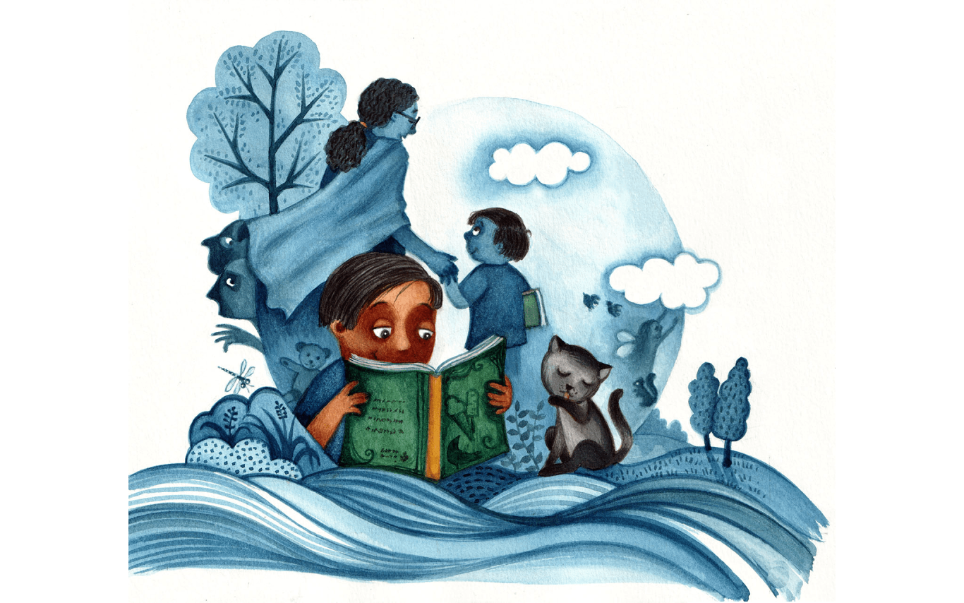Piku's Little World, Pratham Books