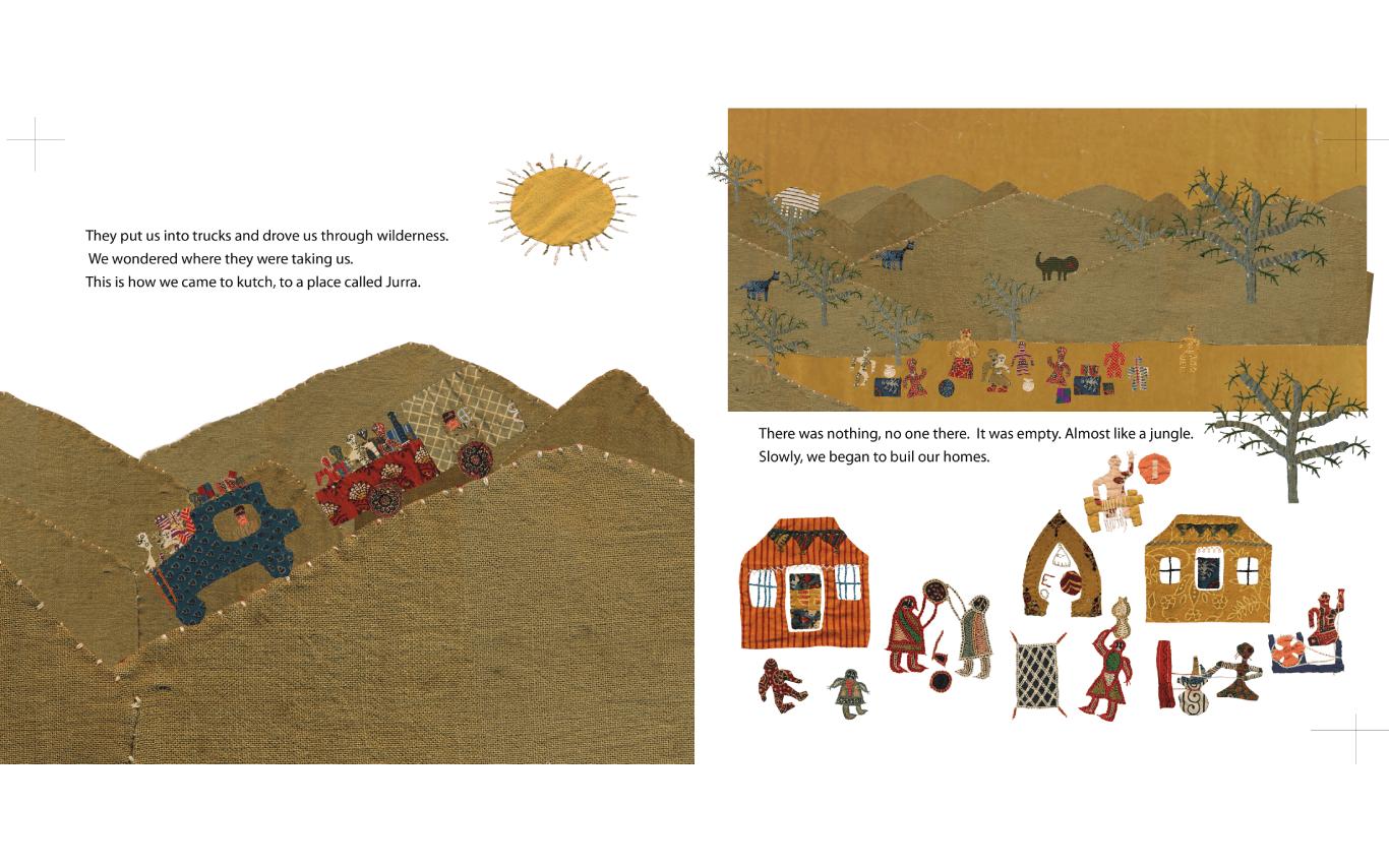 Stitching Stories, Tulika Books