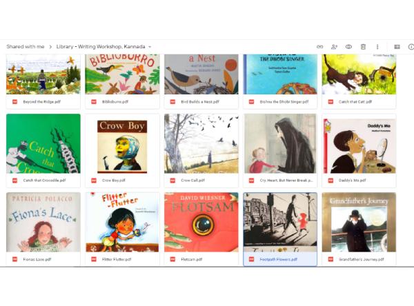 Developing Contemporary Children's Literature in Kannada:
